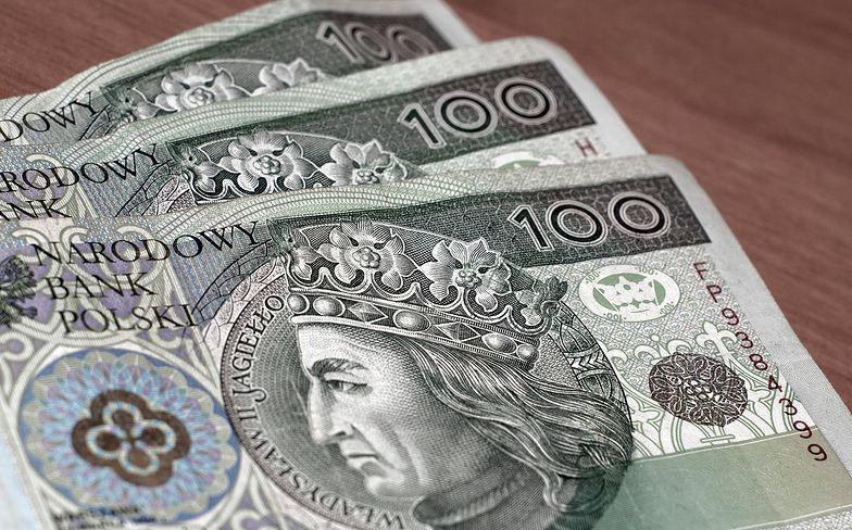 Kursy walut. Silniejszy złoty przed danymi o PKB