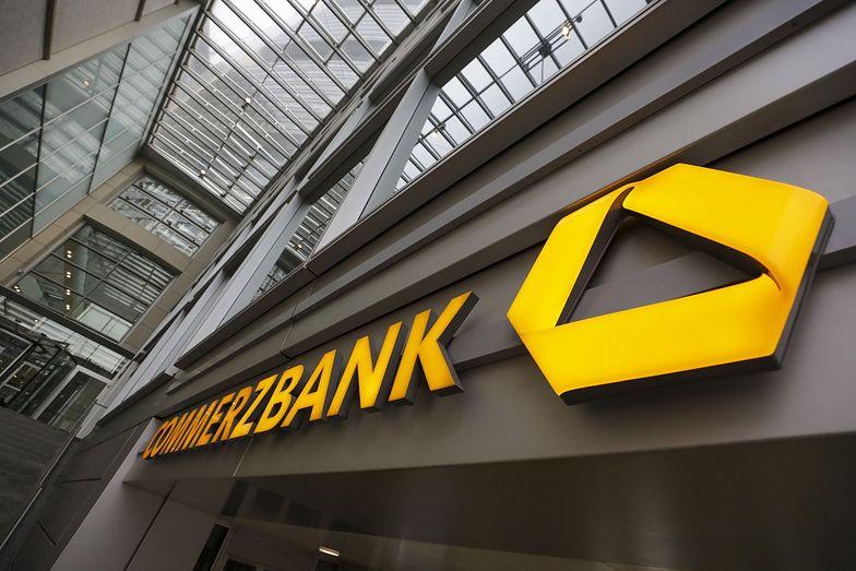 Cięcia w Commerzbanku. 10 000 osób straci pracę