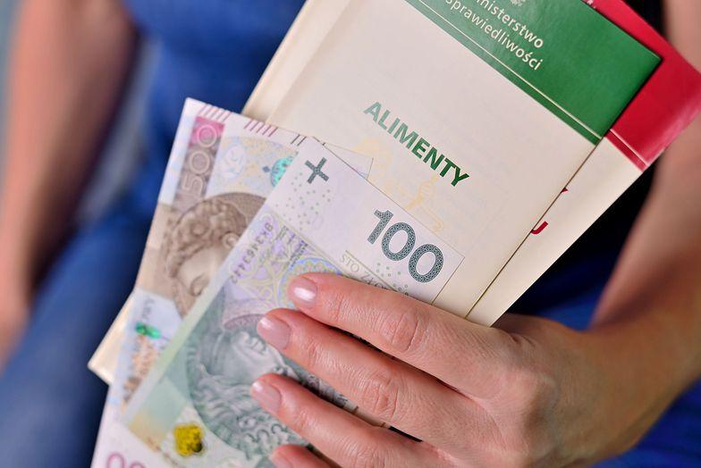 Alimenciarz - rekordzista jest winny 939 tysięcy złotych