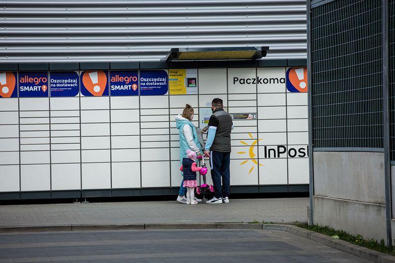 InPost postawi w tym roku 4-6 tys. nowych paczkomatów. Obsłuży o 50 proc. więcej przesyłek