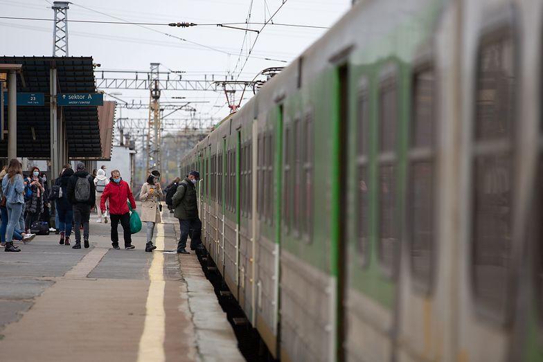 Papieros w pociągu może słono kosztować. Dziennikarz sprawdził to na własnej skórze