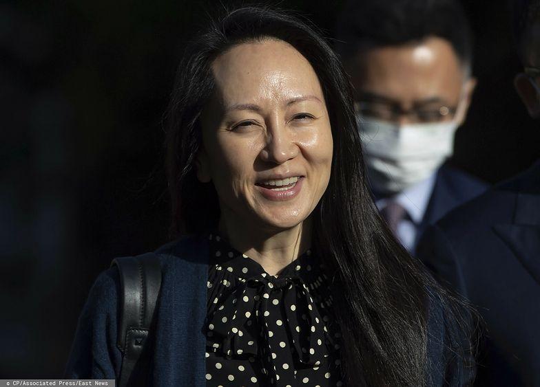 Wiceprezes Huawei po trzech latach wróciła do Chin. Przywitały ją wiwatujące tłumy