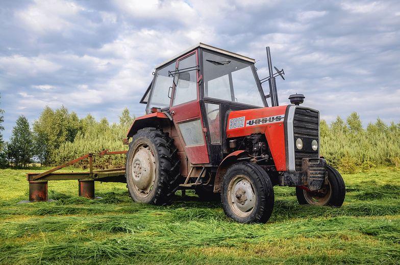 Ursus znowu bliski upadłości. Fatalne dane od kultowej marki traktorów