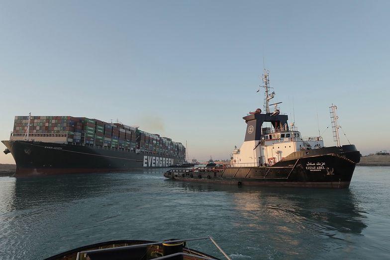 Kanał Sueski odblokowany. To wąskie gardło handlu międzynarodowego