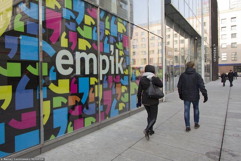Empik przy Marszałkowskiej był lubiany przez klientów. Wielu chwaliło sobie jego lokalizację - przy metrze