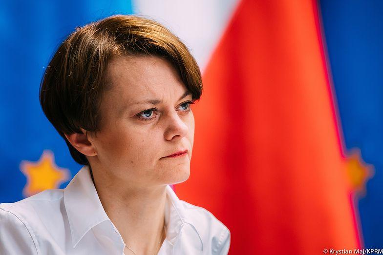 Jadwiga Emilewicz wydała na nagrody 12 mln złotych