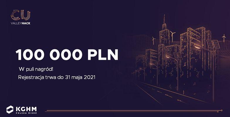 Wirtualny hackathon na 60-lecie KGHM Polska Miedź S.A.