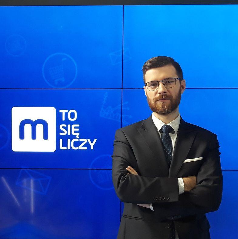 """""""Money. To się liczy"""". Gośćmi: Maciej Witucki i Dariusz Grzeszczak"""