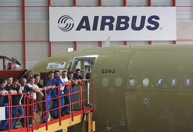 Kryzys wywołany przez koronawirusa uderza w Airbusa, gdyż zmniejszyło się zapotrzebowanie na samoloty.