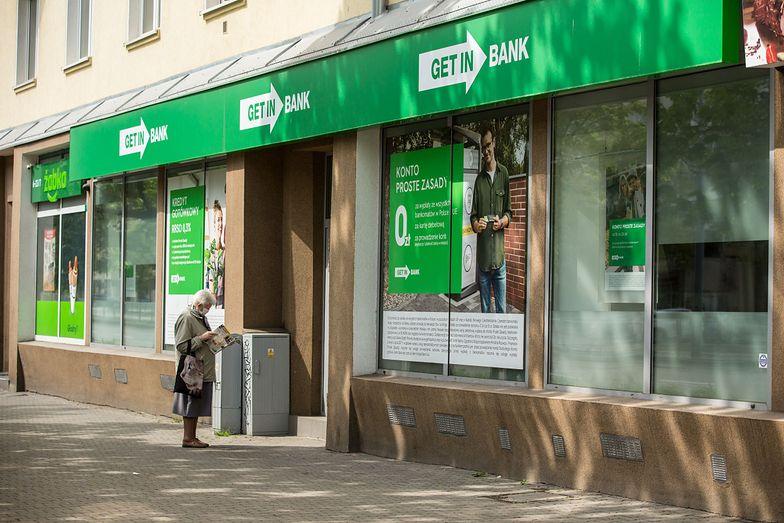 Getin Noble Bank: Decyzje RPP obniżą wynik odsetkowy o 140-200 mln zł w 2020