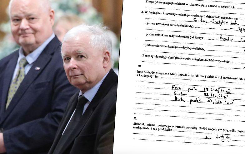 Jarosław Kaczyński nie jest jedynym posłem, który pracuje i pobiera emeryturę jednocześnie. Polacy też tak mogą robić.