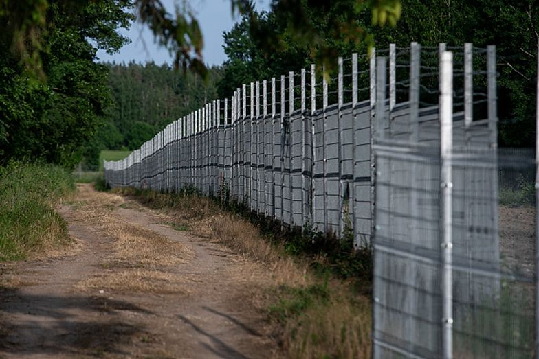 Mur na granicy. Będą wywłaszczenia