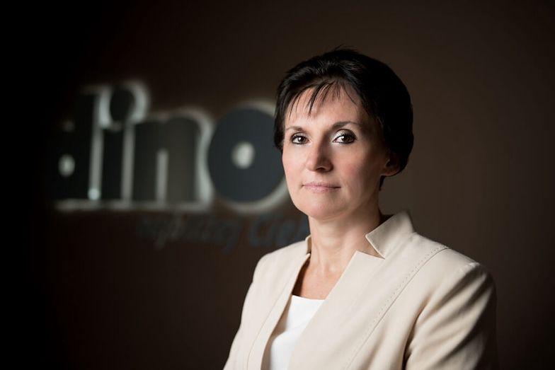 Do zarządu Dino Polska dołączyła Izabela Biadała (na zdjęciu).