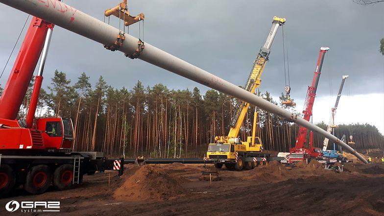 Baltic Pipe. Dania daje zielone światło na wznowienie budowy, polscy politycy odetchnęli