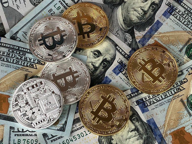 Bitcoin wart 135 tys. zł. Ponad bilion dolarów we wszystkich kryptowalutach