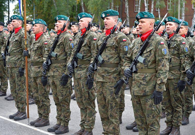 Podwyżki dla żołnierzy. W przyszłym roku dostaną więcej o ponad 600 zł