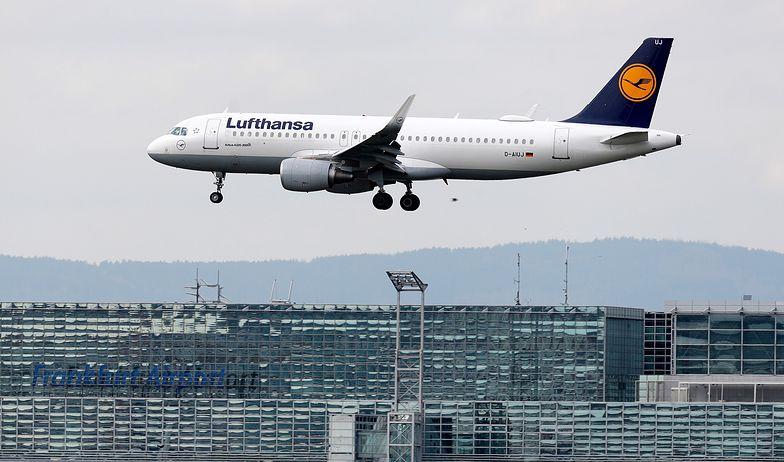 Lufthansa otrzyma od niemieckiego rządu 9 mld euro pomocy