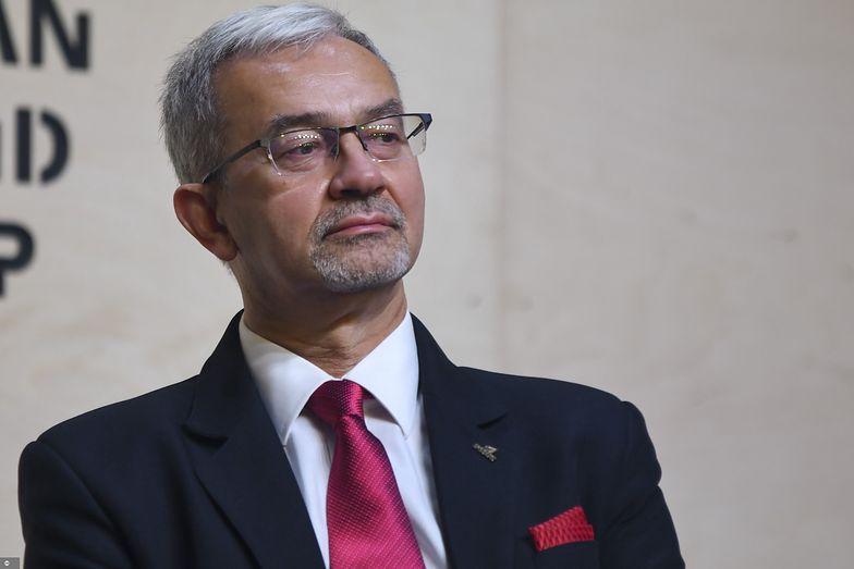 Jerzy Kwieciński odchodzi z PGNiG