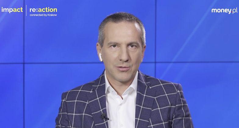 Bartosz Ciołkowski, dyrektor generalny na Polskę, Czechy, Słowacje, Mastercard Europe