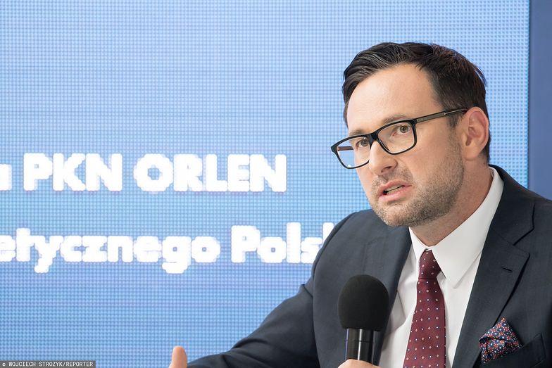 """Daniel Obajtek """"Człowiekiem Roku"""". Forum Ekonomiczne wybrało szefa PKN Orlen"""