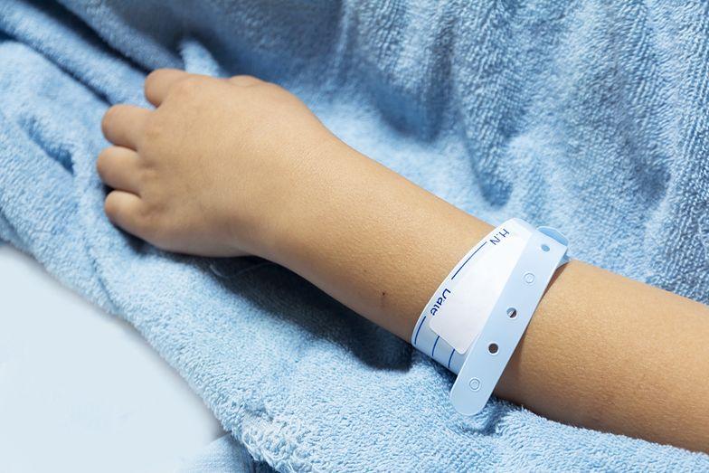 Koniec z RODO. Dane pacjenta pojawią się na szpitalnej opasce