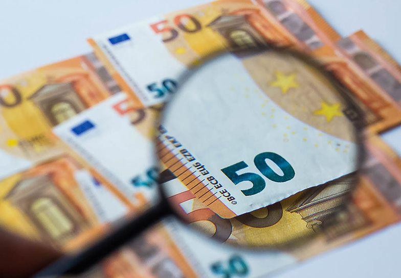 Kursy walut. Rosną rentowności obligacji i umacnia się euro