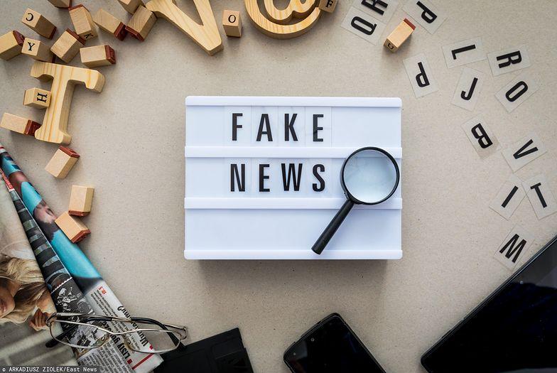 Fake news w internecie. Jak go rozpoznać?