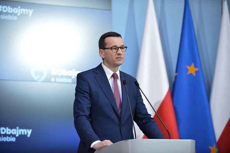 Mateusz Morawiecki skomentował gigantyczną pomoc dla Polski z unijnego budżetu