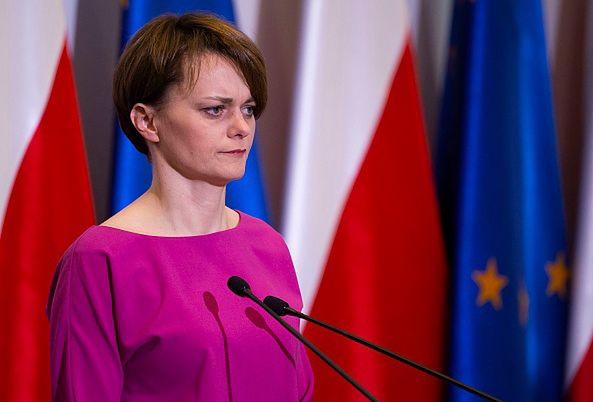 Jadwiga Emilewicz przedstawiła szczegóły rozszerzenia tarczy antykryzysowej.