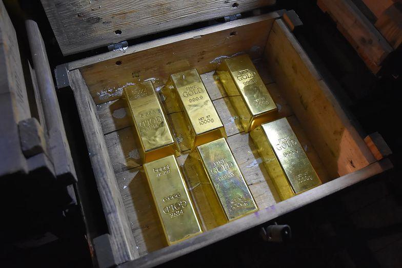 NBP kupił złoto. Pierwszy raz od dwóch lat
