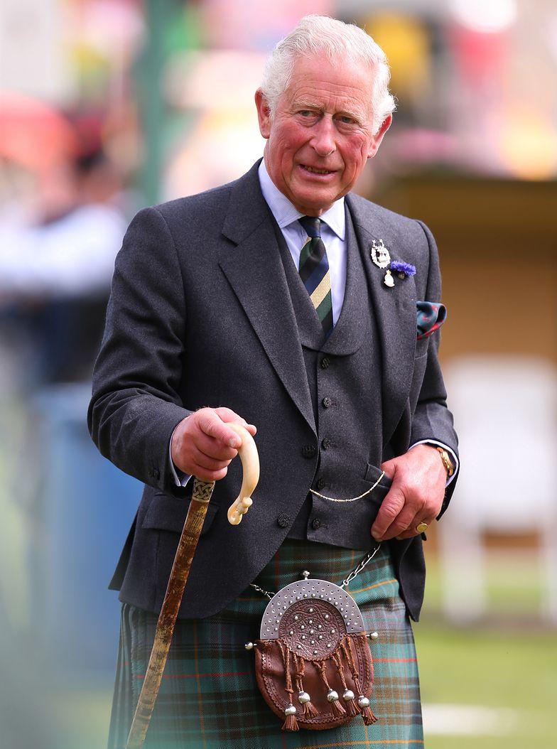 Książę Karol zaraził się koronawirusem przed kilkunastoma tygodniami