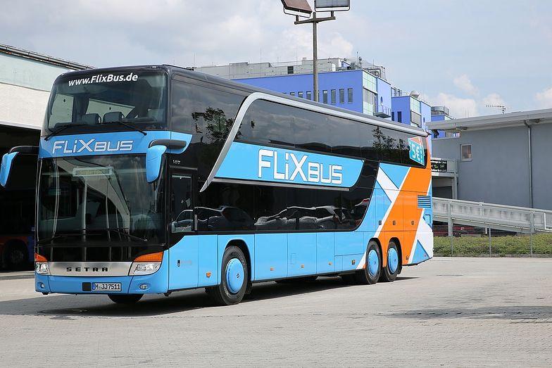 FlixBus Polska wznowi operacje od 28 maja, na początek 6 linii.