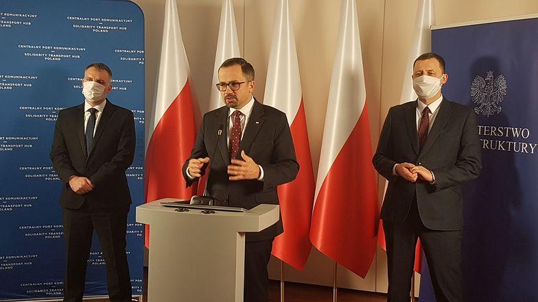 """""""Dywersja, skok na kasę, głupota"""". Burzliwa dyskusja o budowie CPK w Sejmie"""