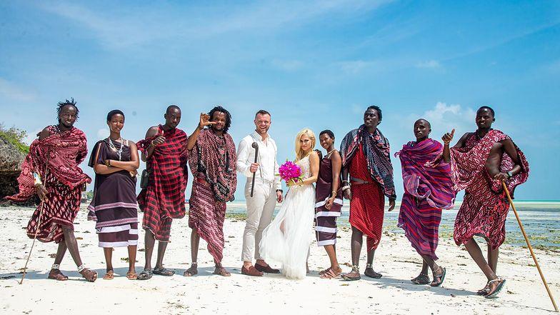 Koronawirus zamroził branżę ślubną. Polacy organizują uroczystości na Zanzibarze