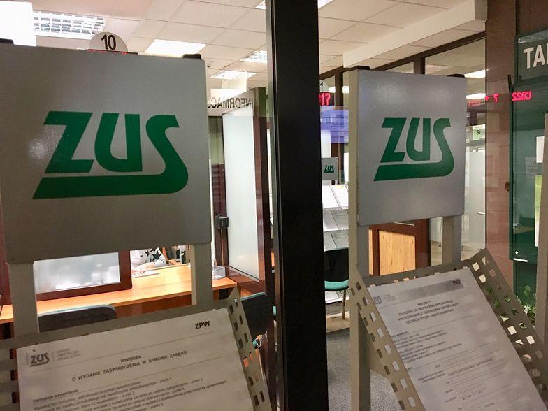 Niemal 800 tys. przedsiębiorców skorzystało ze zwolnienia z opłaty składek na ZUS.