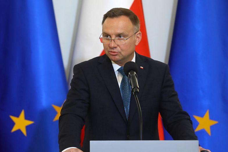 """Duda zirytował Dudę. """"Solidarność"""" narzeka na niemoc prezydenta"""