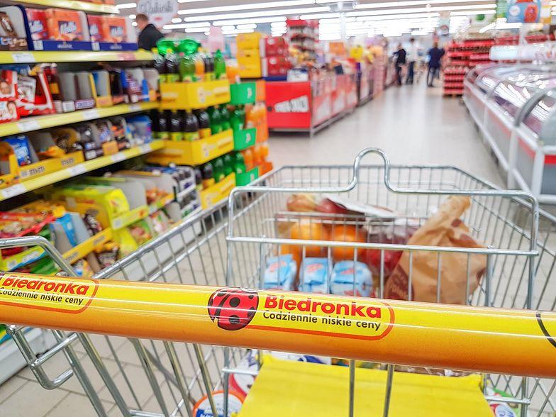 Właściciel Biedronki pokazał wyniki sprzedaży. Chce otworzyć 100 nowych sklepów