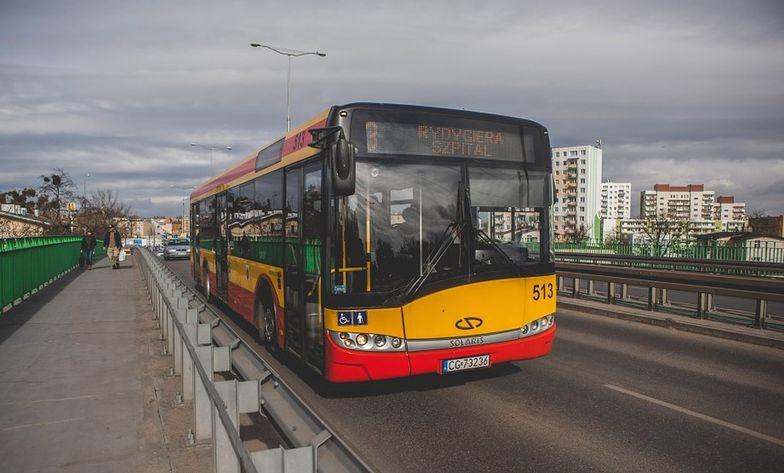 We wtorek doszło do drugiego w ciągu kilkunastu dni wypadku autobusu firmy Arriva.