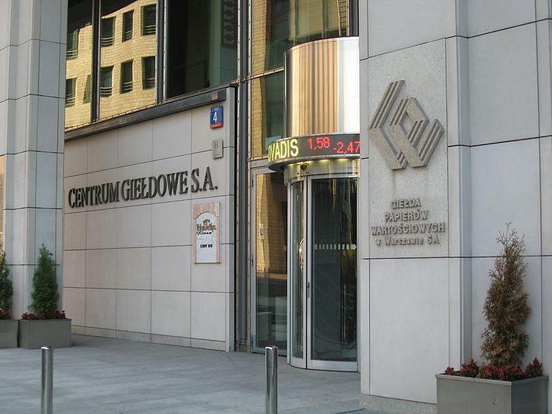 Indeks WIG20 spadł o 0,42% na zamknięciu w piątek.
