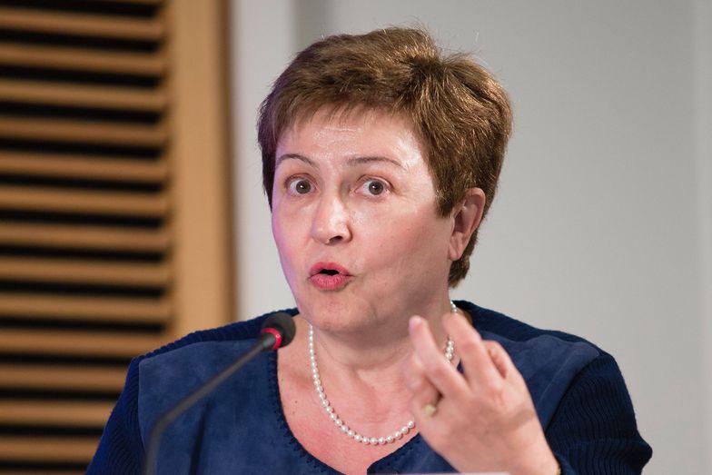 Szefowa Międzynarodowego Funduszu Walutowego chwali polskie władze