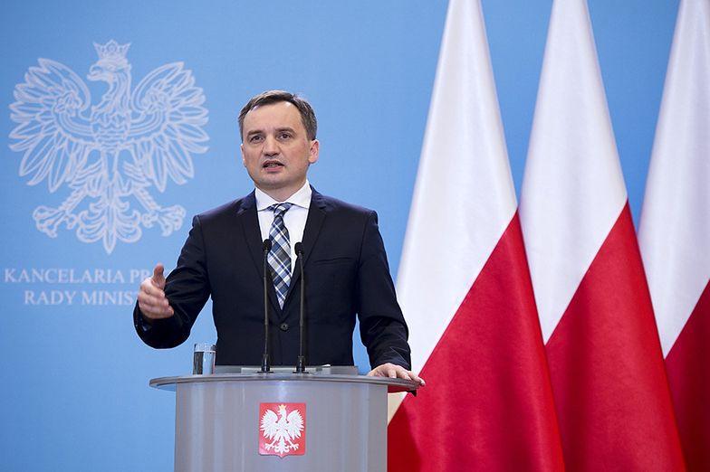 Spór o hipotekę przymusową. Zbigniew Ziobro wniósł 17 skarg do Sądu Najwyższego