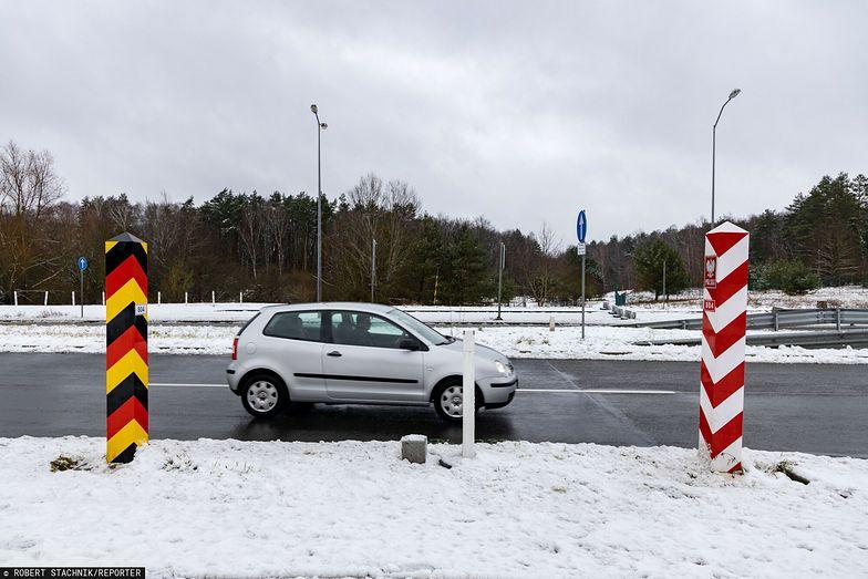 Koronawirus i problemy na granicy. Jest ugoda po skardze Polaków. Niemcy sfinansują testy