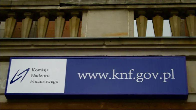 Lista ostrzeżeń KNF. Dwa nowe podmioty: Brodacz i OMC Markets
