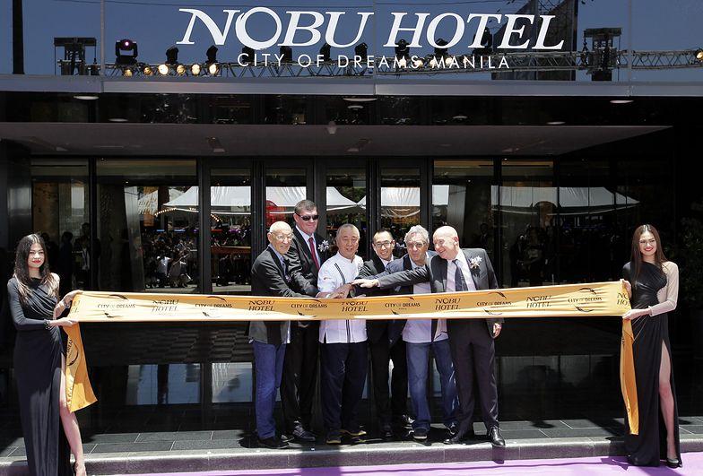 Nobu Hotel Warsaw zostanie otwarty 3 sierpnia br.