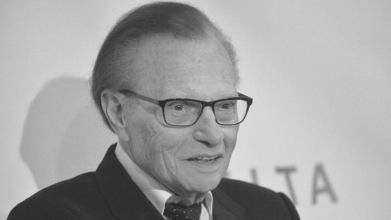 Larry King nie żyje. Legendarny dziennikarz miał 87 lat