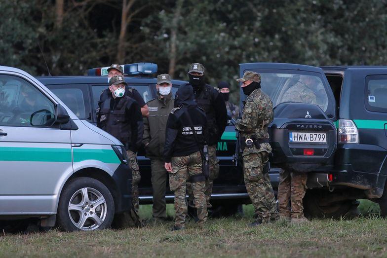 Mur na granicy z Białorusią powstanie. Rząd przyjął projekt ustawy