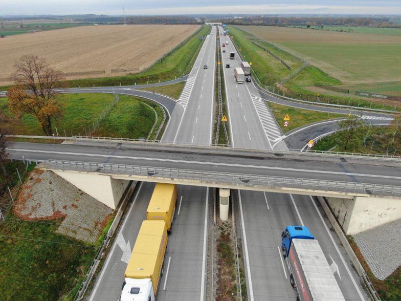 Zbliżają się wielkie prace na A4. Rozbudowa na horyzoncie
