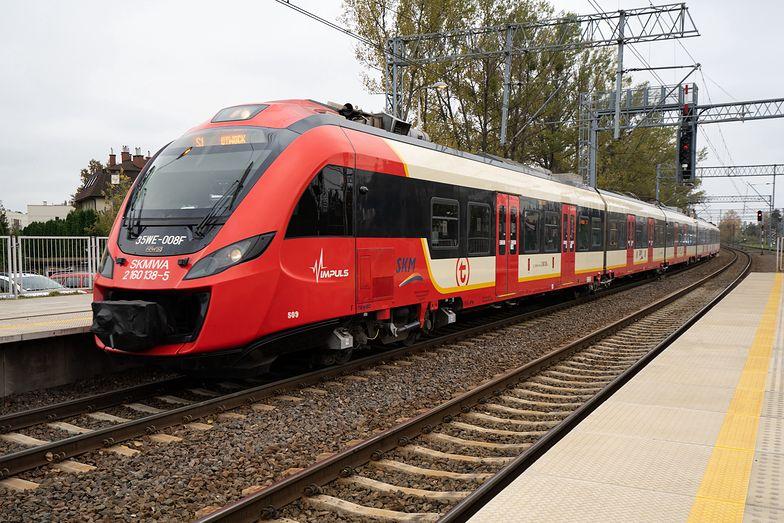 UTK: Kolejowe przewozy pasażerskie spadły o 40,6% r/r w październiku