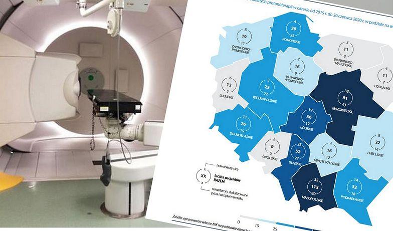 Onkologia w nowoczesnym wydaniu. NIK krytycznie o dostępności