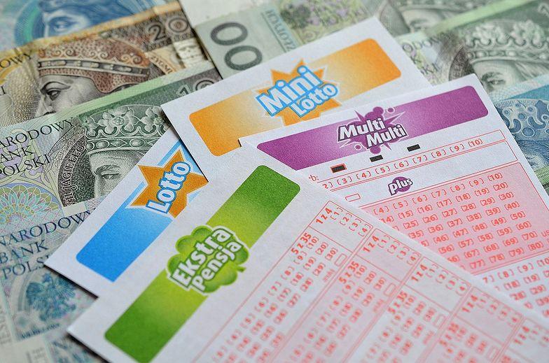 Wyniki Lotto 11.06.2021 - losowania Eurojackpot, Multi Multi, Ekstra Pensja, Kaskada, Mini Lotto, Super Szansa